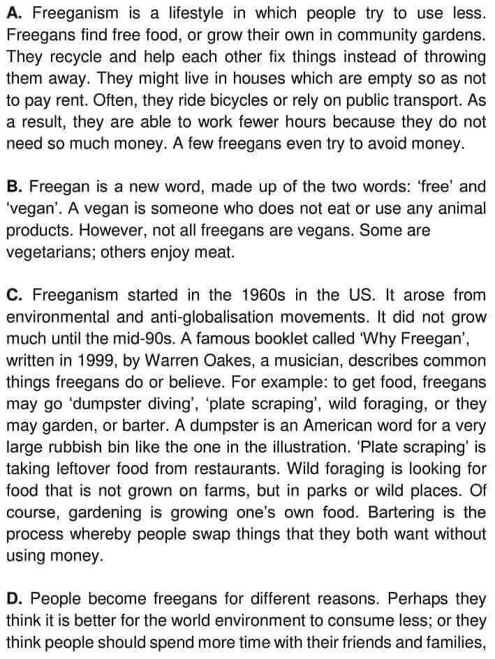 Freeganism - 0001