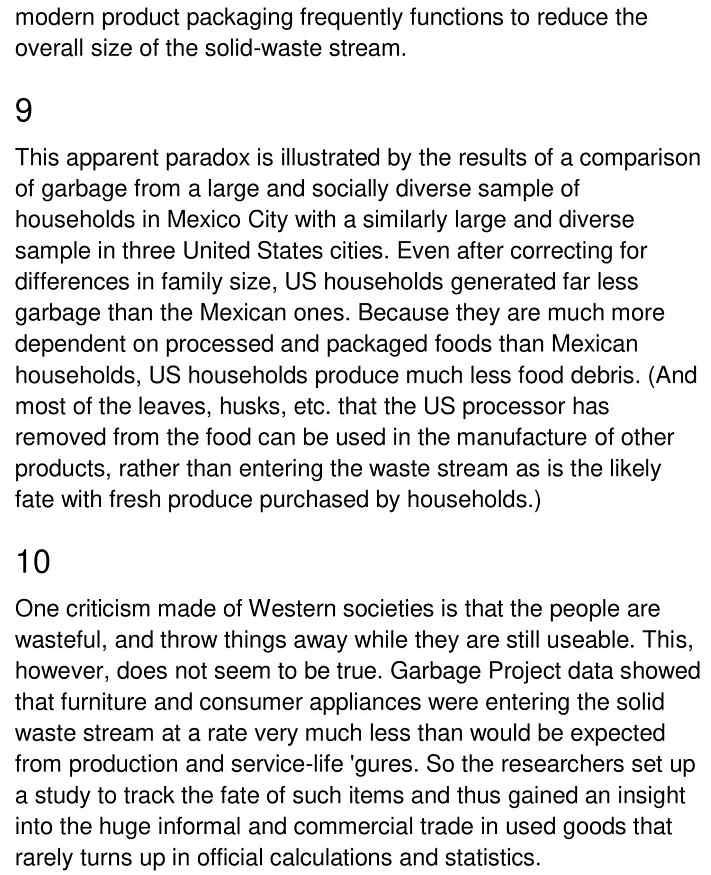 garbage 4