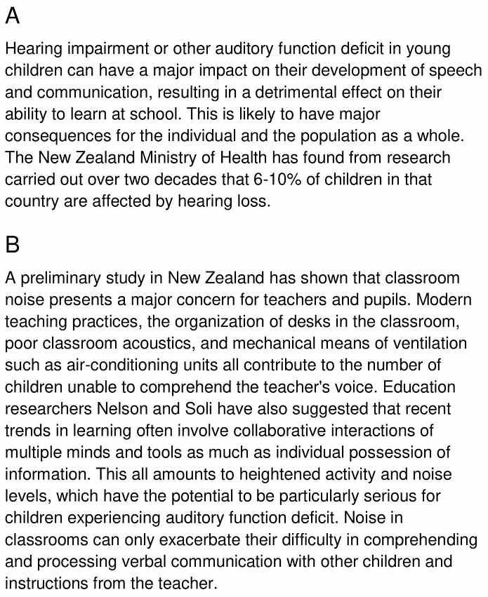 hearing impairment 1