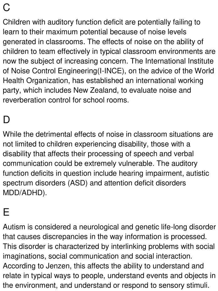 hearing impairment 2