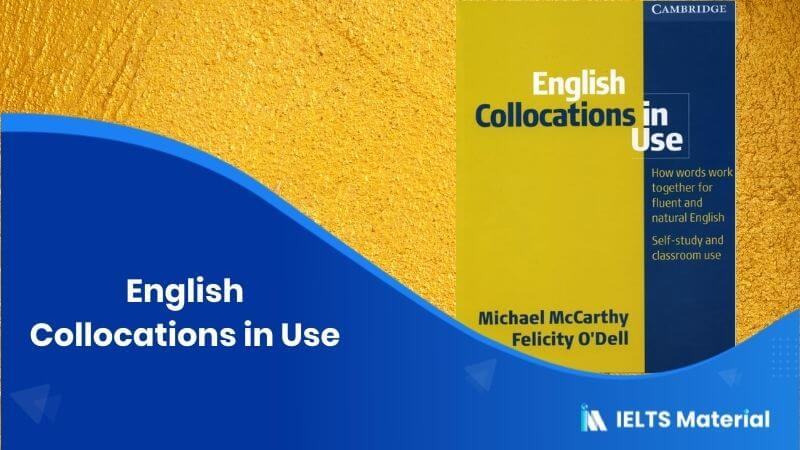 English Collocations in Use - Intermediate (Ebook)
