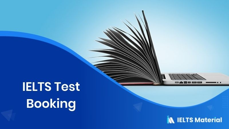 IELTS Test Booking