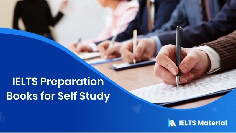 IELTS Preparation Books for Self Study