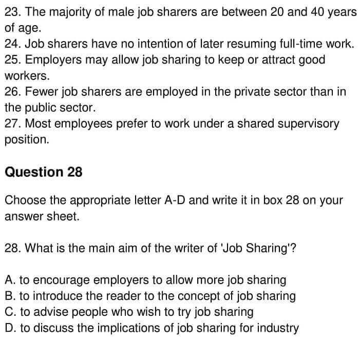 Job Sharing - 0006