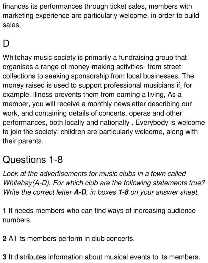 music clubs 2