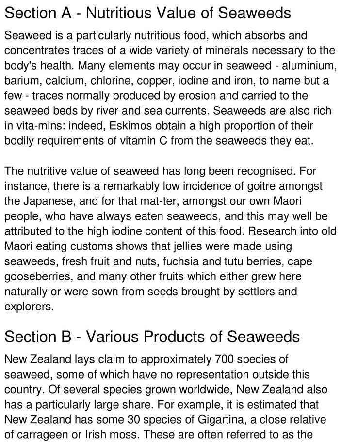 nz seaweed - 1