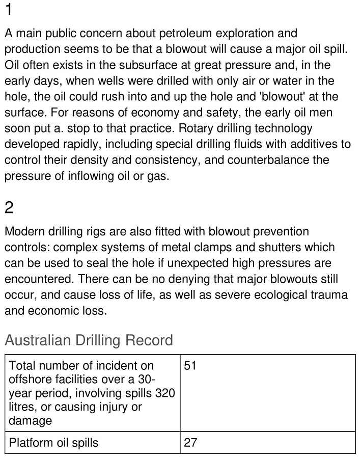 offshore drilling 1