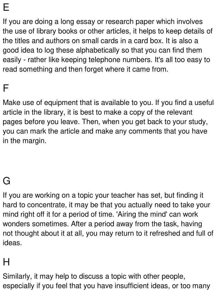 self study tips 2