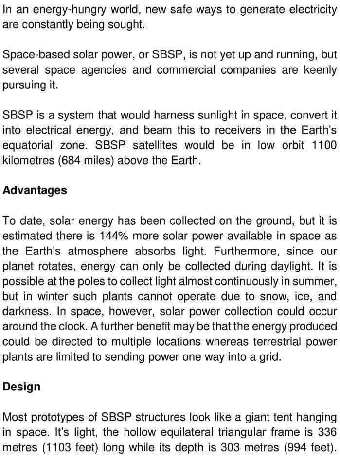 Space-Based Solar Power - 0001