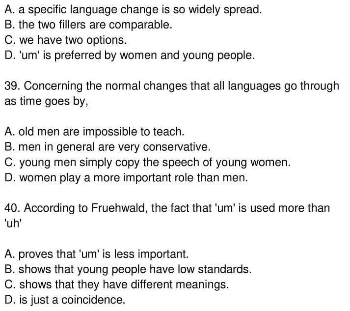 Speech Dysfluency And Popular Fillers - 0005