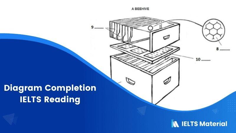 Diagram Completion IELTS Reading