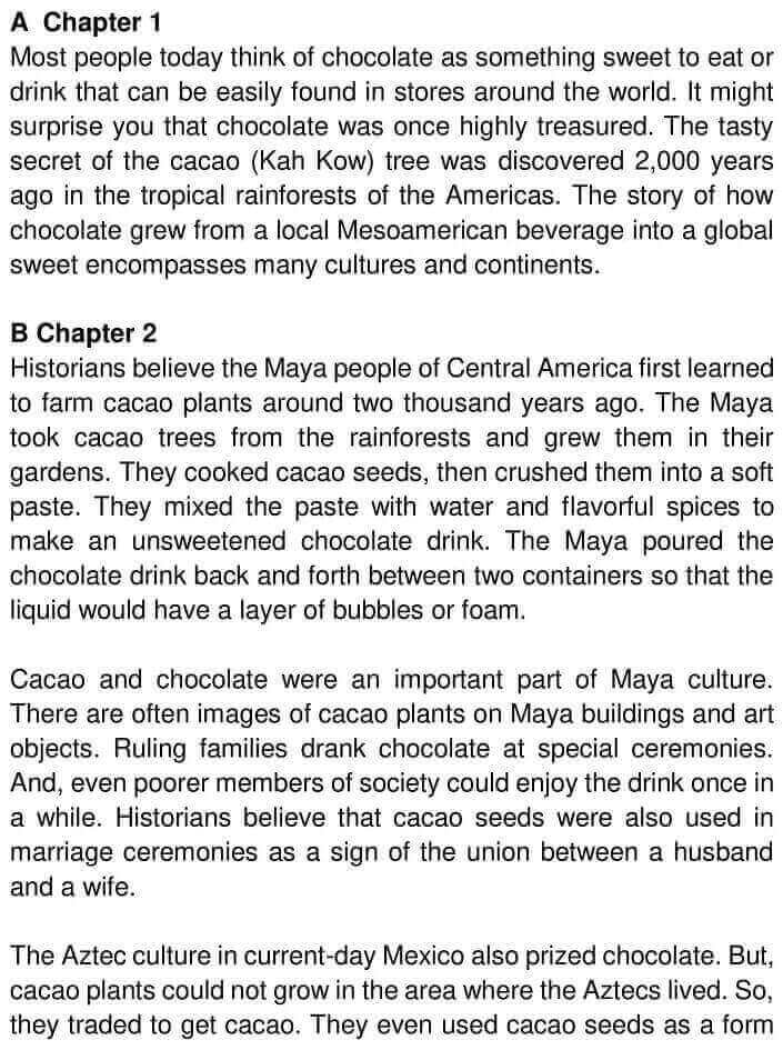 The Cacao A Sweet History - 0001