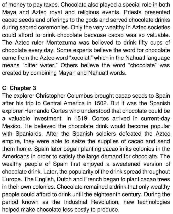 The Cacao A Sweet History - 0002