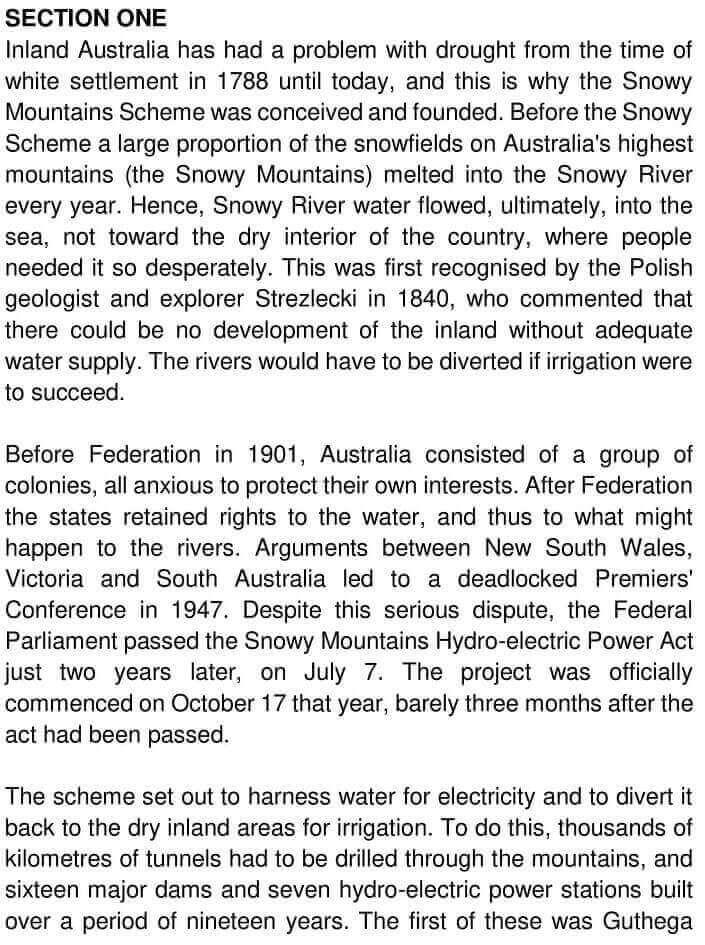 The Dams That Changed Australia - 0001