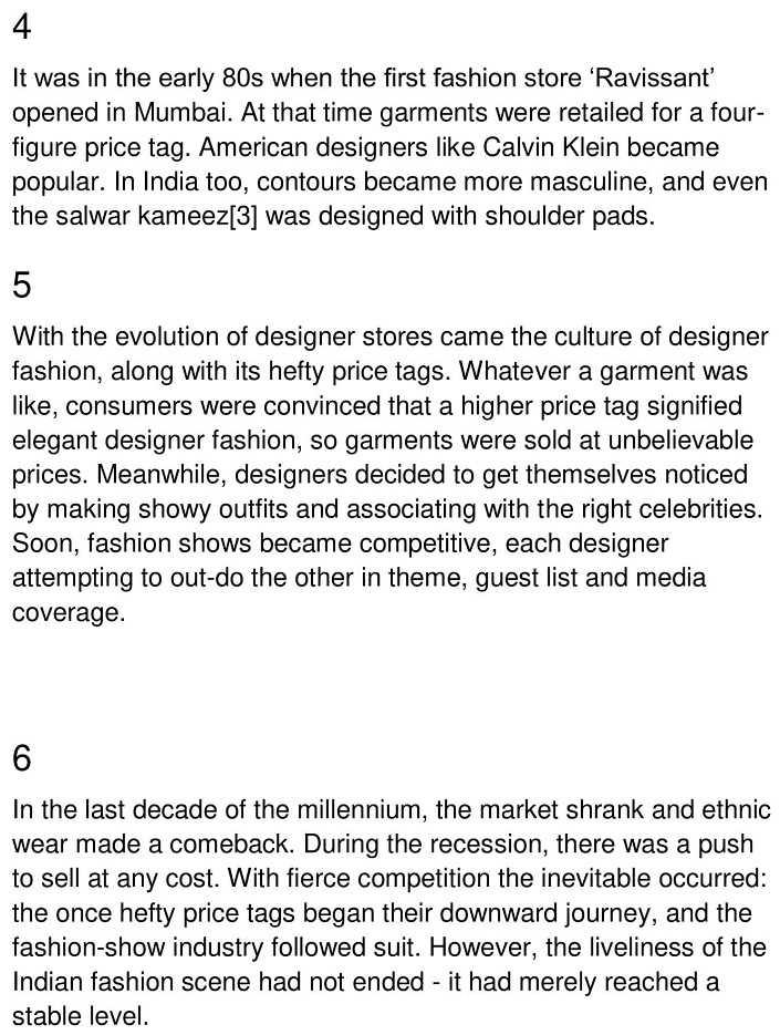 indian fashion - 2