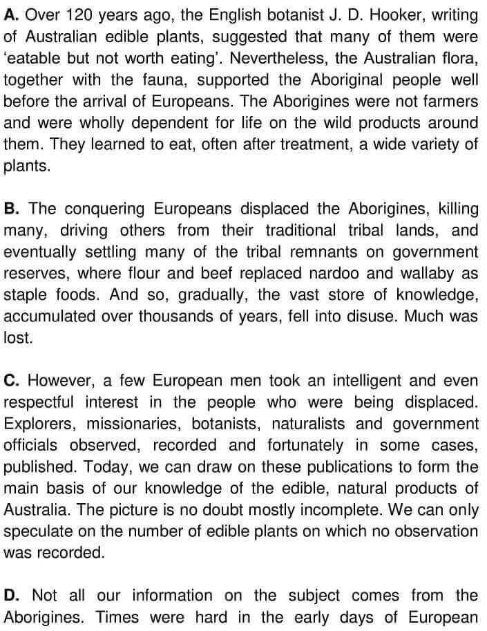 Wild Foods of Australia - 0001
