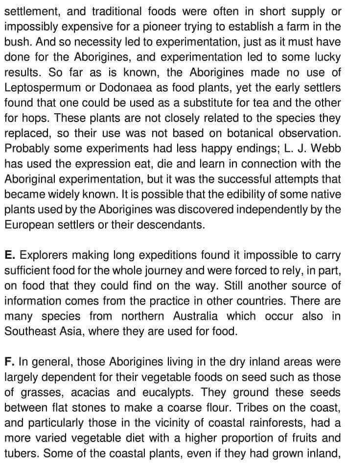Wild Foods of Australia - 0002