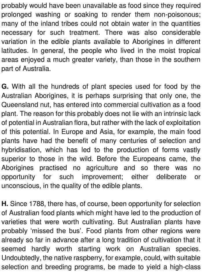 Wild Foods of Australia - 0003