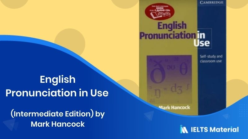 English Pronunciation in Use (Intermediate Edition) byMark Hancock