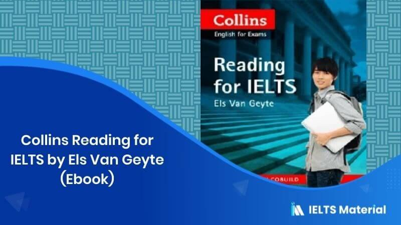 Collins Reading for IELTS by Els Van Geyte (Ebook)