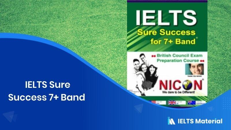 IELTS Sure Success 7+ Band free PDF download