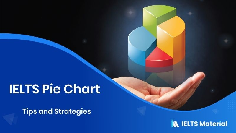 IELTS Pie Chart – Tips and Strategies, Vocabulary, Examples