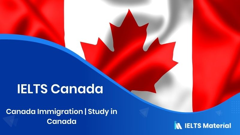 IELTS Canada - Canada Immigration | Study in Canada