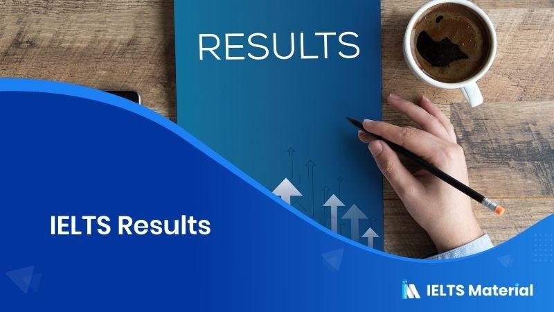 IELTS Results 2020