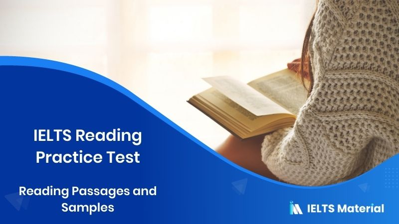 IELTS Reading Practice Test 2020 - Reading Passages and Samples