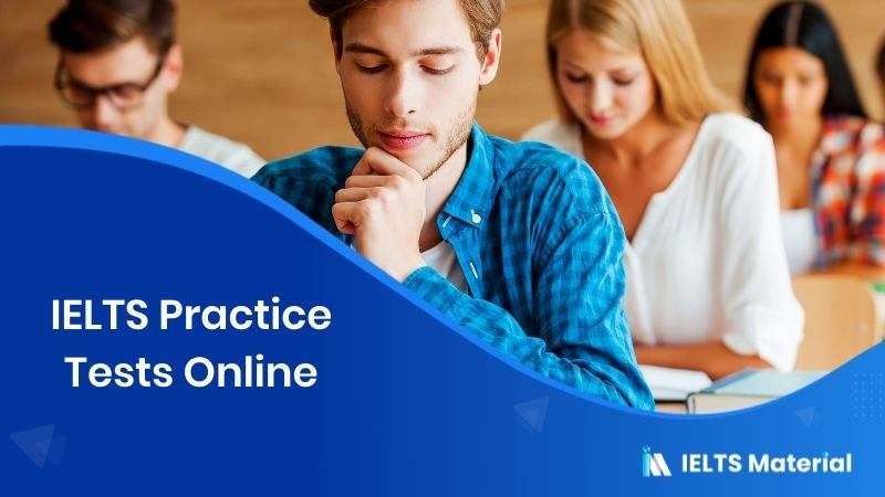Computer-Based IELTS Practice Tests Online 2020
