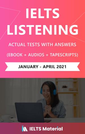 IELTS_Listening_2021
