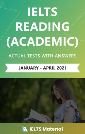 IELTS_Reading_Academic_2021
