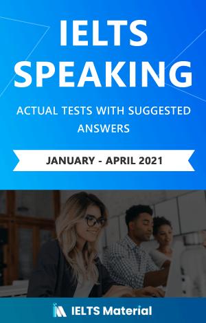IELTS_Speaking_2021