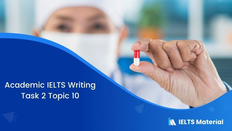 IELTS Writing Task 2 Topic 10: Different medical traditions