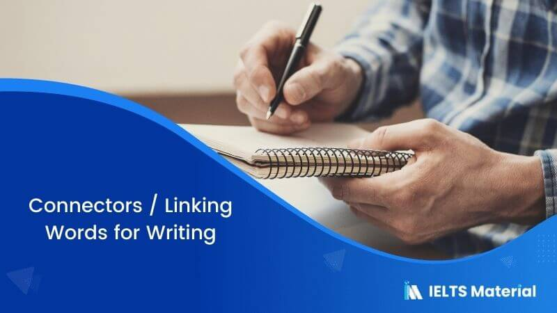 Connectors / Linking Words for Writing