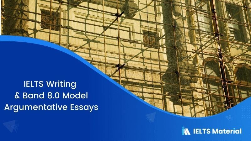Governments must insist on preserving traditional appearance of old buildings – IELTS Writing Task 2 Argumentative Essay