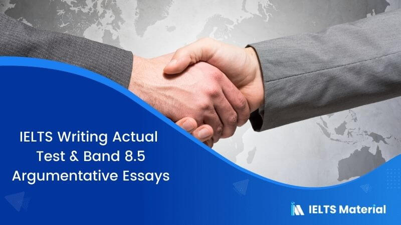 International trade and communication with other countries is a positive trend – IELTS Writing Task 2 Argumentative Essay