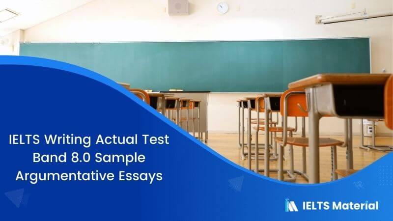 Schools should teach children to become good citizens – IELTS Writing Task 2 Argumentative Essay