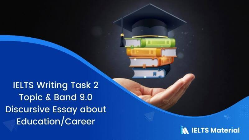 IELTS Writing Task 2 Topic: Studying at university or college is the best route to a successful career
