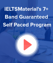 IELTS Self paced program desk