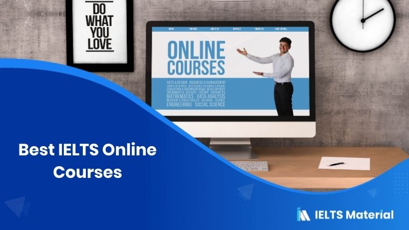Best IELTS Online Courses