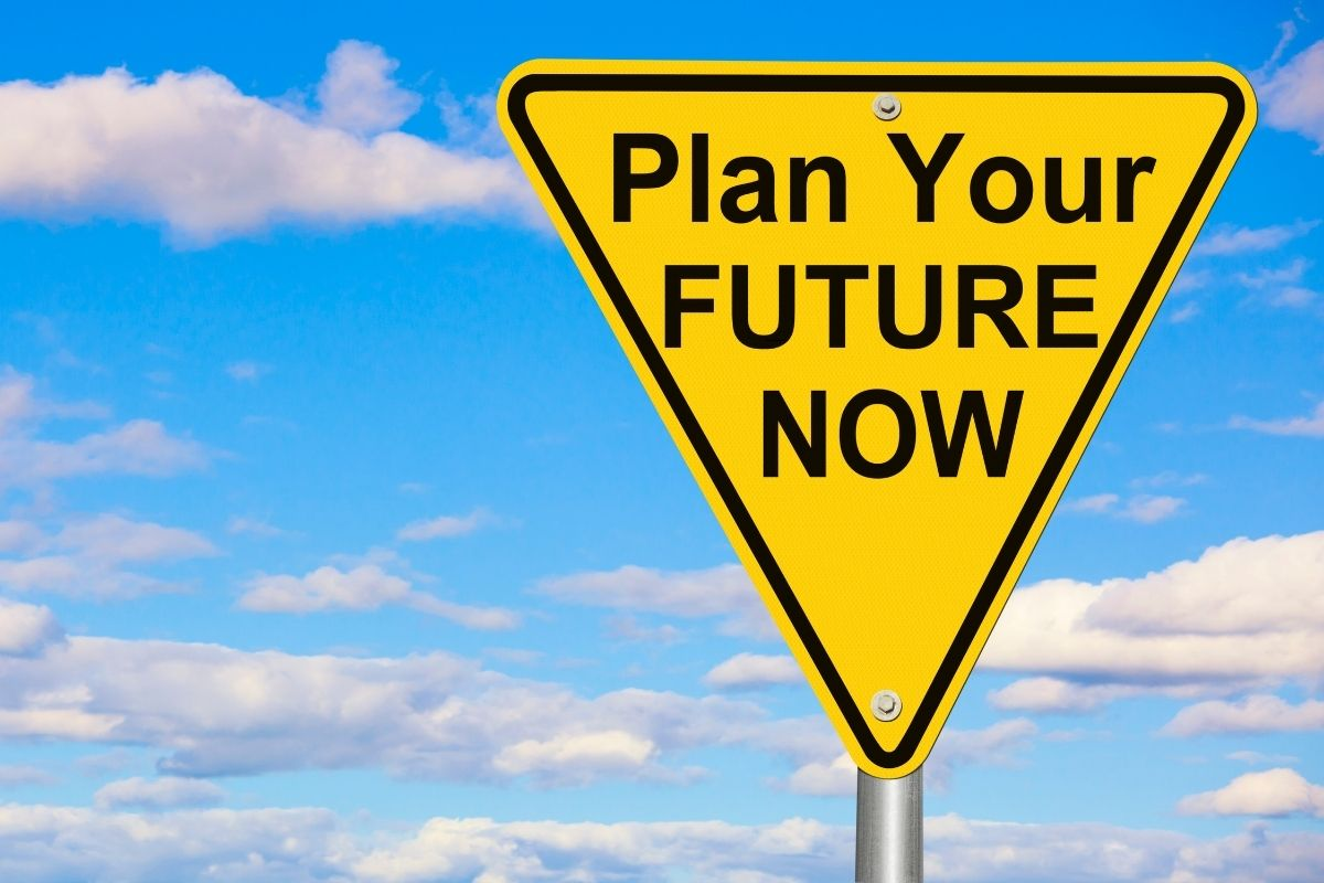 Make feasible plans for your future