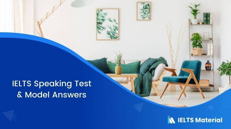 IELTS Speaking Test in Canada with Model Answers – Feb 2018