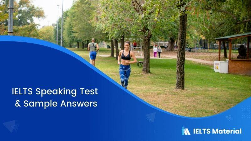 IELTS Speaking Test in Qatar with Sample Answers – Jan 2018