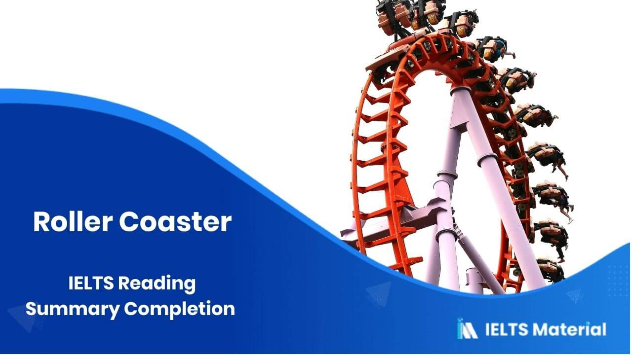 IELTS Reading Summary Completion Topic 8