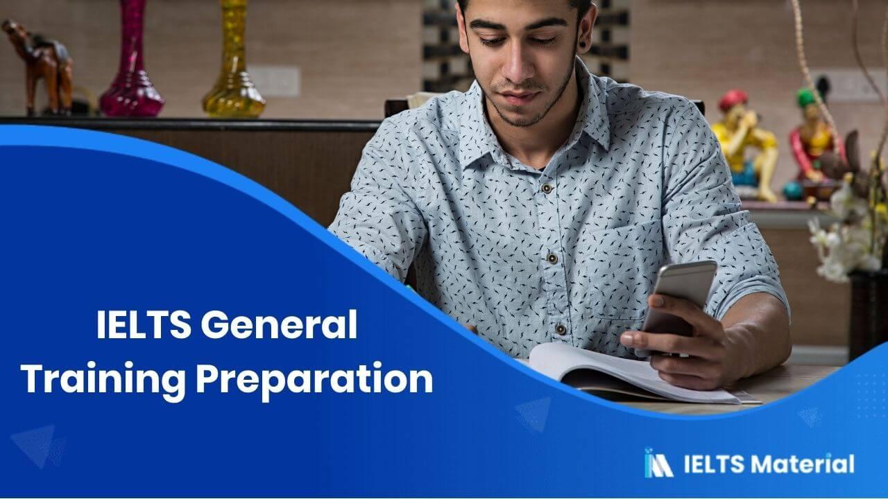 IELTS General Training Preparation
