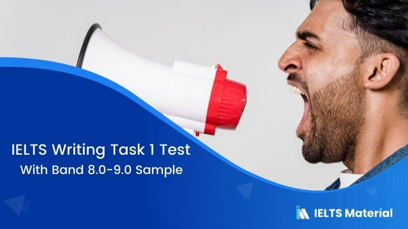 IELTS Writing Task 1 Test On 25th August With Band 8.0-9.0 Sample