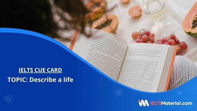 Describe a life-changing experience you have had – IELTS Cue Card