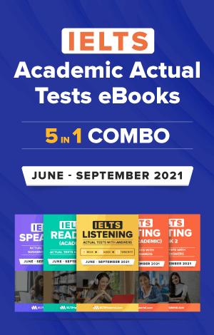 IELTS Academic ebooks