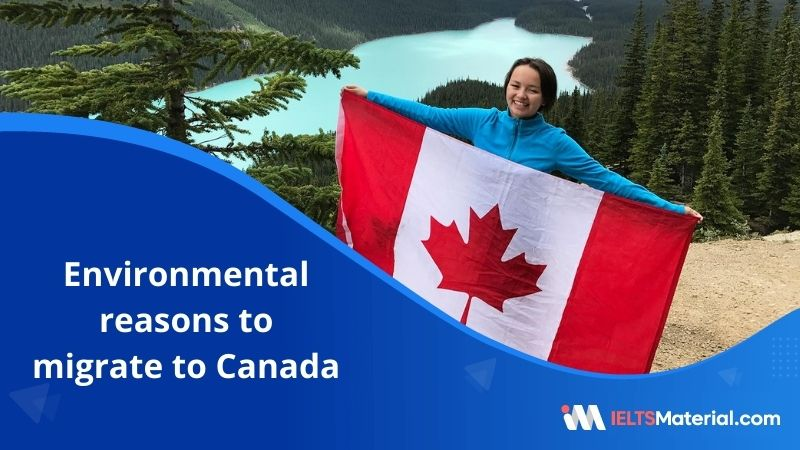Environmental Reasons to Migrate to Canada
